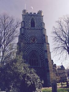 St Mary's, Luton