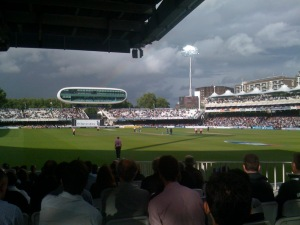 Twenty20 at Lord's, Middlesex v Rajasthan Royals