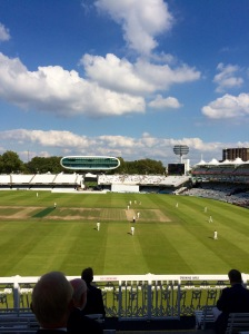 Lord's for a county game