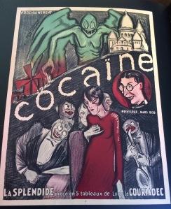 'Cocaine' by René Gaillard