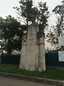 Shabby Monument Frantz Reichel
